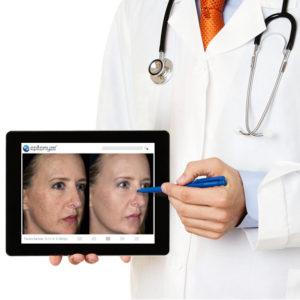 Epitomyze Capture App for Clinical Photography