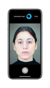 Capture on iPhone X